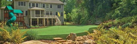 putting greens backyard tour greens backyard putting green cost