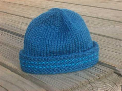 knitted baby beanie pattern free free knitting hat patterns my patterns