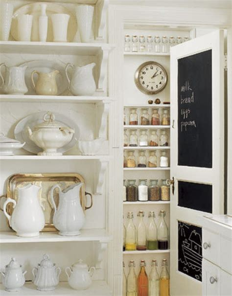 chalkboard paint pantry door dishfunctional designs chalk it up creative uses for