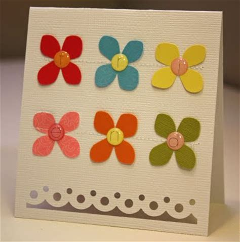 easy card for new year greeting card activity held
