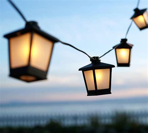 string mini lights malta mini lantern string lights pottery barn