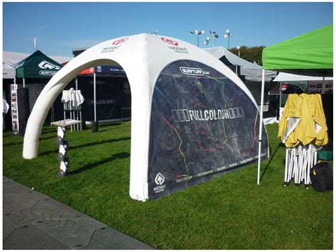 inflatables uk spider domes arches