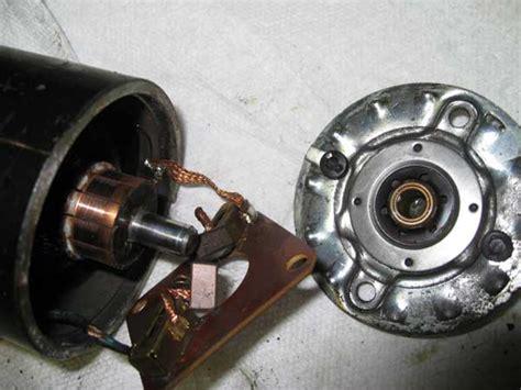 Electric Motor Bushings by Bushing In A Motor Motor Vehicle Maintenance Repair