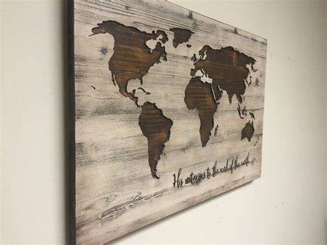 17 best ideas about world map decor on world
