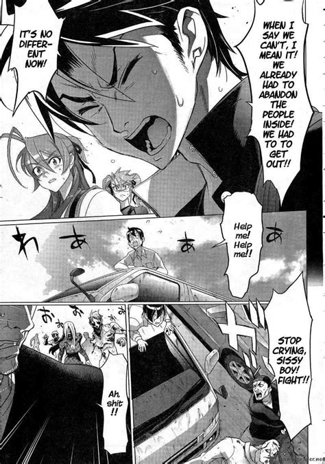 highschool of the dead reader high school of the dead 25 read high school of the dead