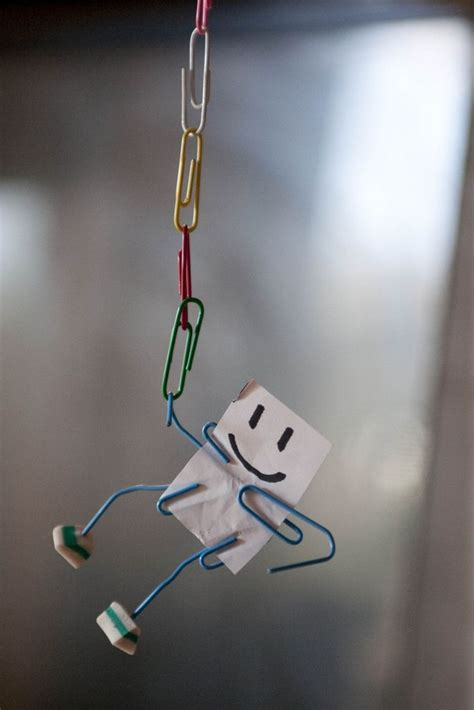 paper clip craft 25 best ideas about paperclip crafts on