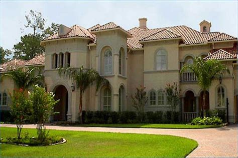 house plans mediterranean style homes luxury home plans mediterranean house design 134 1382