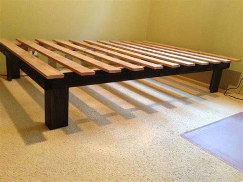 diy bed frame best 25 diy bed ideas on diy bed frame bed