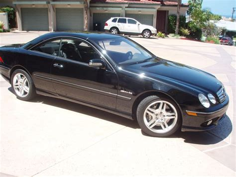 2003 Mercedes Cl55 Amg by 2003 Used Mercedes Cl55 Amg At Sports Car Company