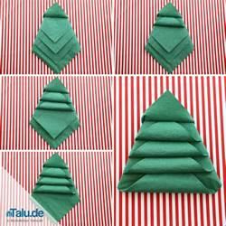 servietten falten weihnachtsbaum anleitung servietten falten f 252 r weihnachten sterne