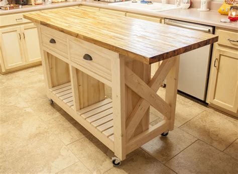 Kitchen Island Cart With Seating furniture on wheels always where you need it in no time