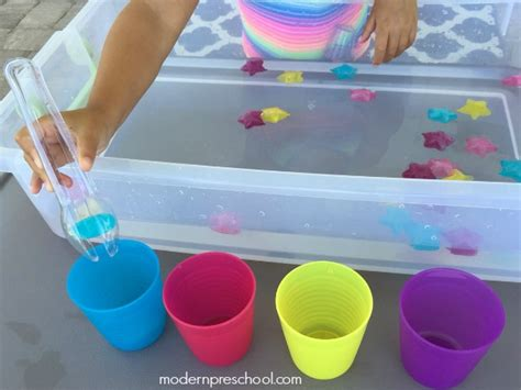 water for sensory play sensory water play for toddlers preschoolers