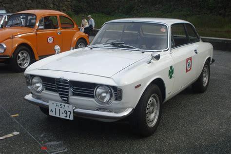 Alfa Romeo Gt by Alfa Romeo Gt 1300 Junior Kanazawa 2013 Fahrzeugbilder De