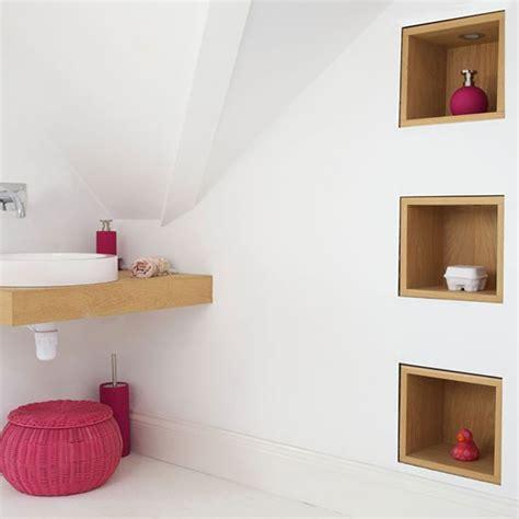 recessed shelving bathroom recessed shelving bathroom storage ideas that will