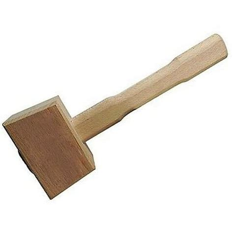 woodworking hammer 310mm wooden mallet woodwork hammer carpentry high quality