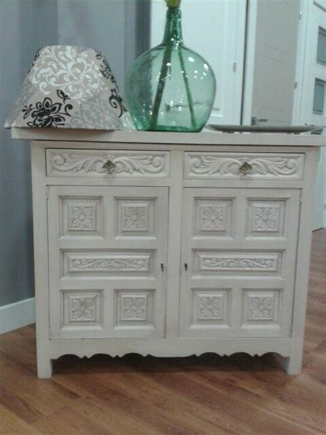 chalk paint sobre mueble lacado m 225 s de 1000 ideas sobre aparador antiguo en