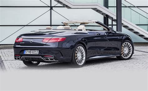 Mercedes Amg S65 by 2016 Mercedes Amg S65 Cabriolet Revealed Update Photos