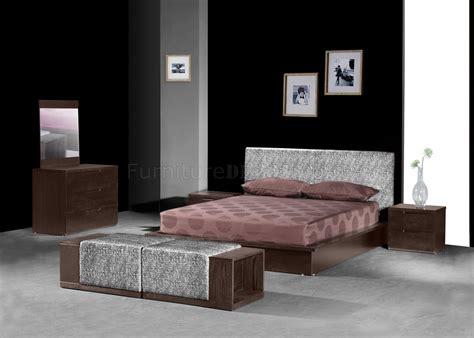 chocolate brown bedroom furniture modern chocolate brown bedroom w storage platform bed