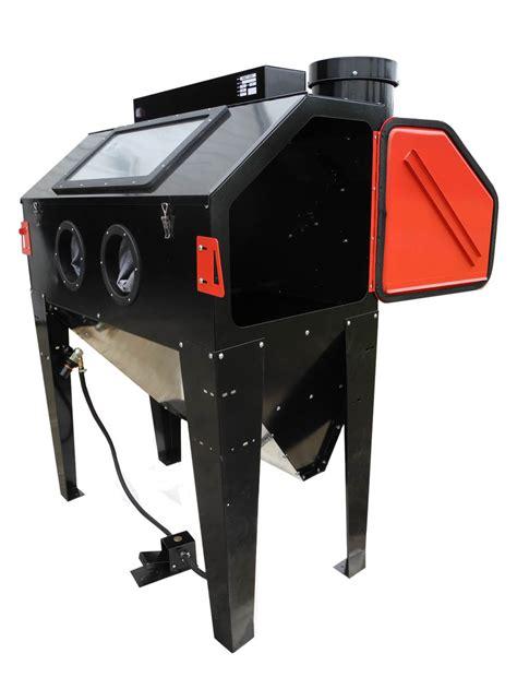 bead blast cabinet parts details about new redline elite re70 abrasive sand blaster