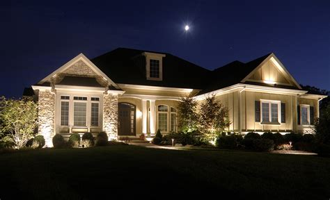 outdoor home lighting design take it outside trends in landscape lighting