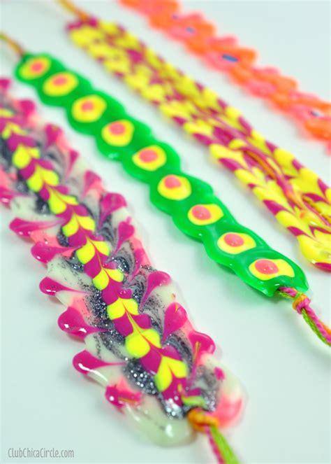 paint crafts for paint friendship bracelets club chica circle