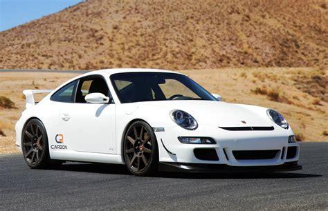 Porsche Carbon Fiber Wheels by Image Porsche 911 With Carbon Revolution Cr 9 Carbon
