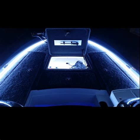 led light strips for boats wireless white led boat accent lights kit waterproof