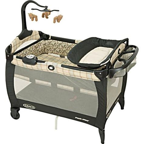 graco pack n play changing table graco swept frame pack n play portable
