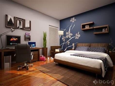 accent wall bedroom bedroom walls that pack a punch