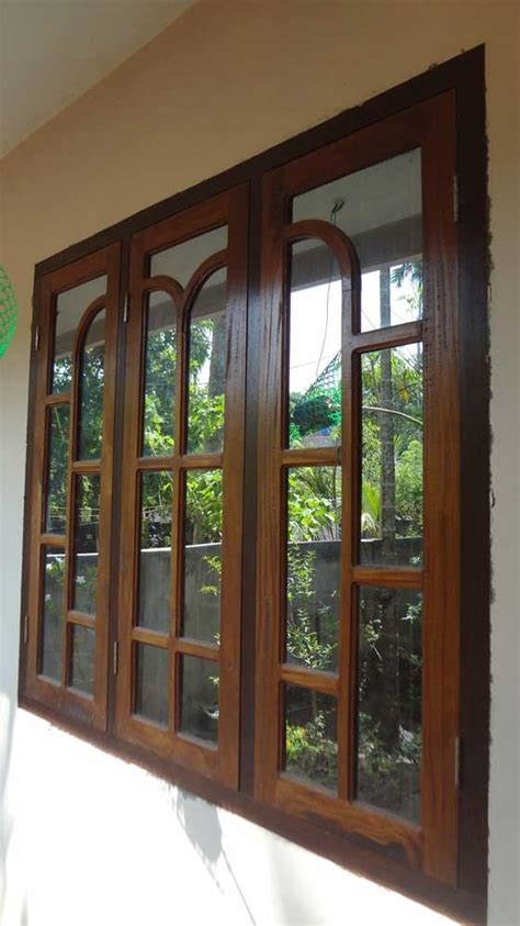 window design kerala model wooden window door designs wood