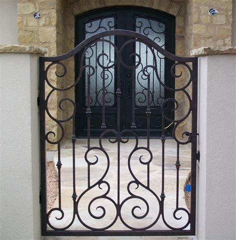 front door iron gates iron door gate and front entry iron door front doors