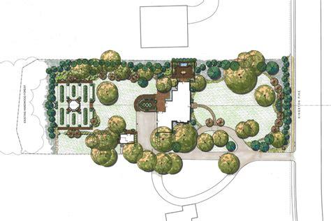 Sloped Lot House Plans residential landscape architecture the penland studio