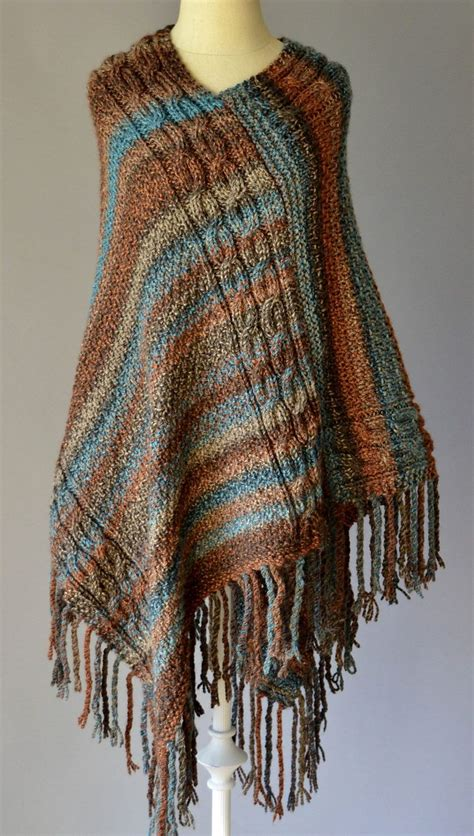 poncho pattern knit in the 25 best ideas about poncho knitting patterns on