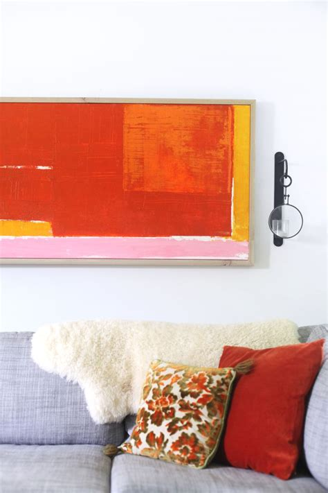 Pinterest Small Living Room Ideas easy abstract art step by step a beautiful mess