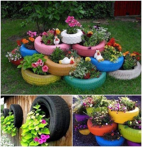 juegos de decorar jardines 20 ideas para decorar el jard 237 n con cosas recicladas