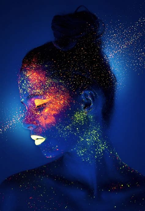 glow in the glitter wall paint 27 best images about glow in the on glow