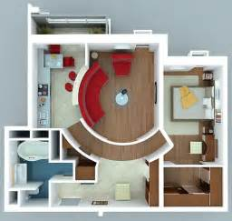 one bedroom designs 50 one 1 bedroom apartment house plans architecture