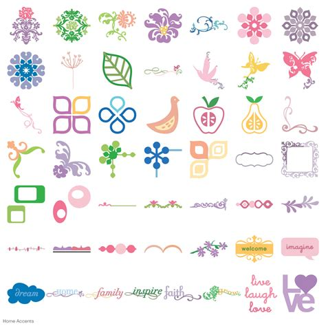 cricut cartridge home decor cricut home decor cartridge 28 images new factory