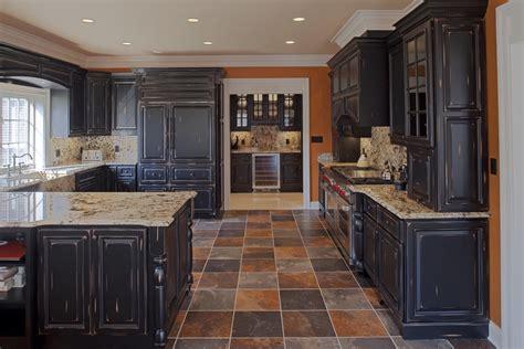 rustic black kitchen cabinets distressed black kitchen cabinets kitchen rustic with