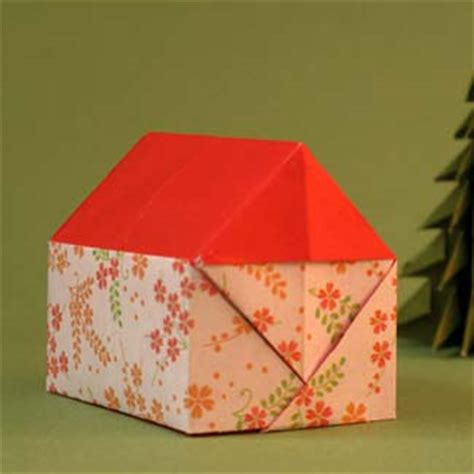 how to make origami house 3d a of origami houses