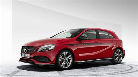 Mercedes A Class by Mercedes A Class Gains New Amg Kit