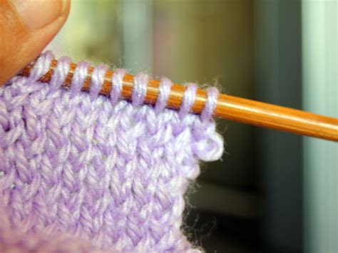 knitting joining wool how to join a new yarn while knitting 7 steps
