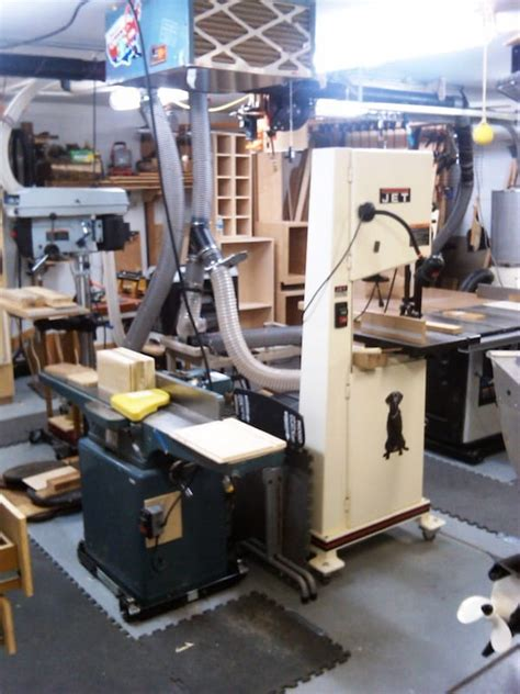 woodworking vacuum systems shop vac system the shop wood talk
