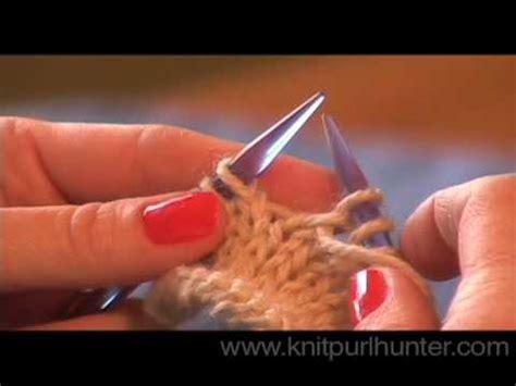 yo knit yarn yo