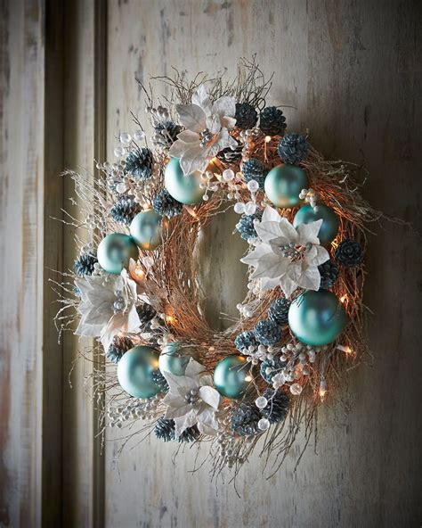lit wreaths 1000 ideas about pre lit wreaths on