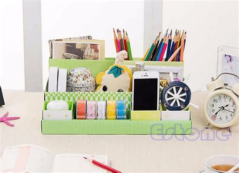 organizer ideas diy desk organizer ideas images