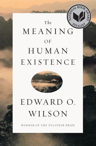 definition of picture book the meaning of human existence by edward o wilson