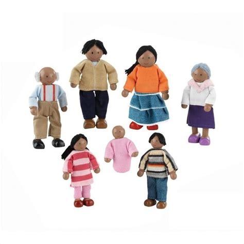 kid craft dolls kidkraft doll house doll family of 7 american
