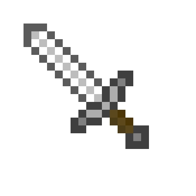 minecraft iron pixel minecraft iron sword sword sword mine jeb craft