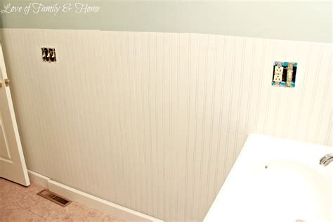 what is bead board beadboard wallpaper tutorial of family home